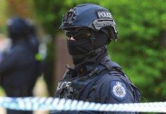 定性恐袭 墨尔本发生持刀伤人事件