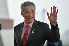李显龙暗示新加坡或于明年举行国会选举