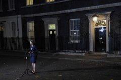 英国脱欧协议获内阁支持 英媒:最终结局仍不确