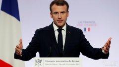 法国市长年会落幕马克龙虽安抚市长们将信将疑