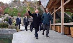 """普京再赴克里米亚:讨论""""五月法令""""落实 饶有"""
