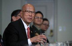 菲律宾防长:中企在菲建工业园不构成国家安全