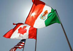 Spotlight: U.S., Mexico, Canada sign new trade deal, with tough battle ahead in U.S. Congress