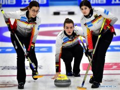 Canada, Germany crowned at 2018 Qinghai Int'l Curling Elite