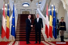 Romania hopes Brexit concludes in orderly manner during its EU presidency: president