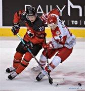 Canada wins preliminary match of IIHF World Junior Championships