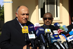 Sudan, Egypt vow to enhance cooperation on security, joint development