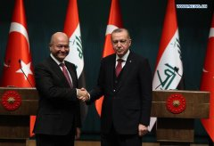 Turkey, Iraq to deepen anti-terror cooperation