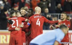 Toronto FC beats New York City FC 4-0 in 2019 Major League Soccer match