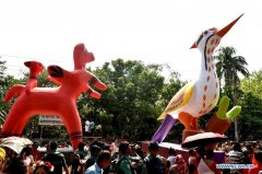 Bangladesh celebrates Bengali New Year