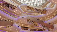 <b>5G shopping center debut in Shanghai, British media: to create a excellent and rich shopping experien</b>