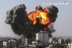 以色列抢先动手了 F-15战机
