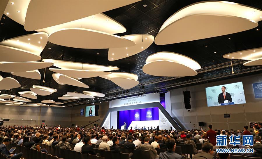 (新华全媒头条·夏季达沃斯论坛·图文互动)(8)携手迈向全球化新时代——夏季达沃斯探寻高质量世界经济之路