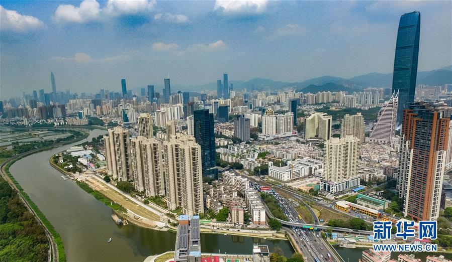 """(""""中国之度""""系列述评·图文互动)(8)中国跨度——新中国成立70周年成就述评之一"""