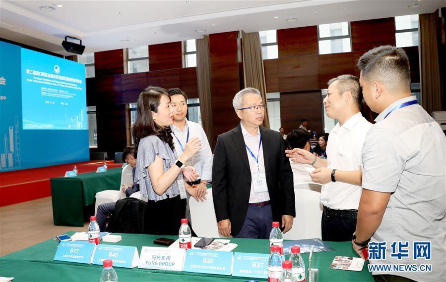(新华全媒头条·图文互动)(3)开放中国,全球盛会——写在第二届进博会倒计时一个月