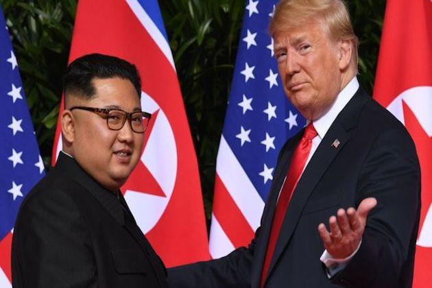 United States and North Korea issue differing statements about talks