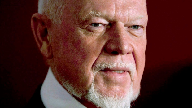 Don Cherry fired after scolding