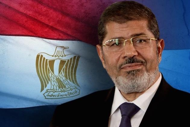 Brutal treatment of Morsi by mi