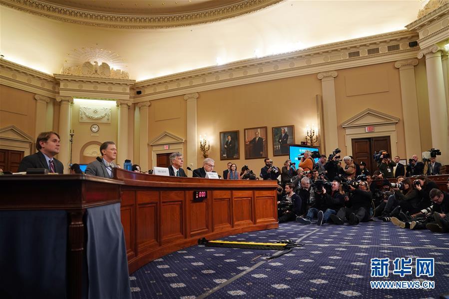 (国际)(1)特朗普弹劾调查进入公开听证阶段