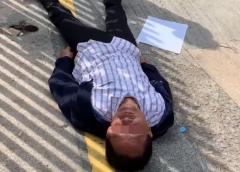 香港七旬老人被暴徒砸头后离世 港府