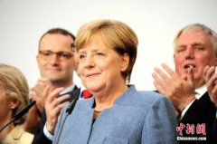 默克尔吁欧盟对中国统一