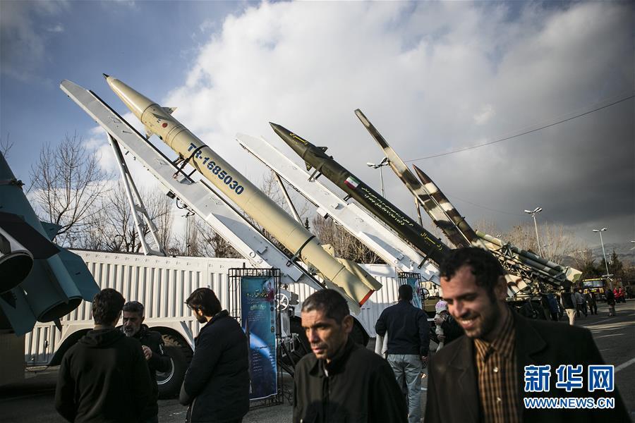 (国际·图文互动)(2)新闻分析:美国和伊朗关系缘何走到这般地步?
