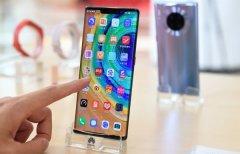 华为5G手机去年卖