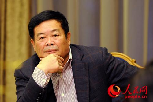 """Cao Dewang on """"American Factory"""": I'm not worried about negative impact"""