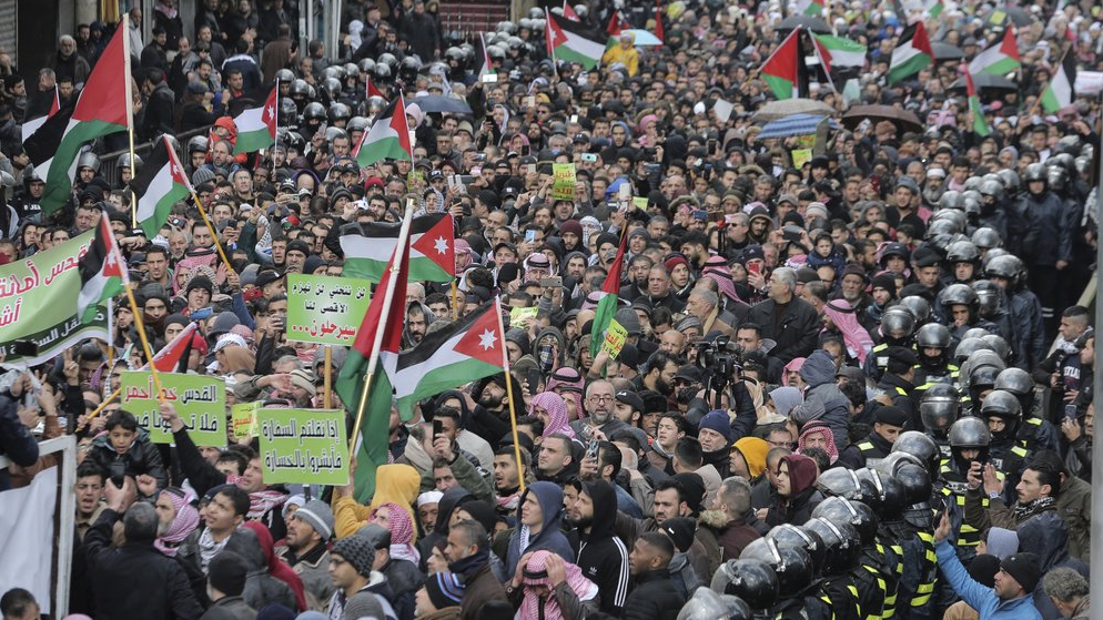 Palestinians seek alternatives to 'Deal of the Century'