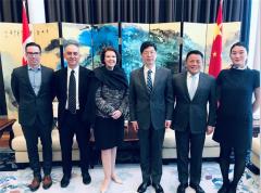 中国驻加拿大大使丛培武会见加拿大咨