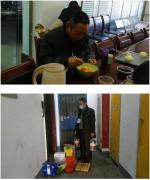 """陕西阎良:平安网格志愿者 战""""疫""""场"""