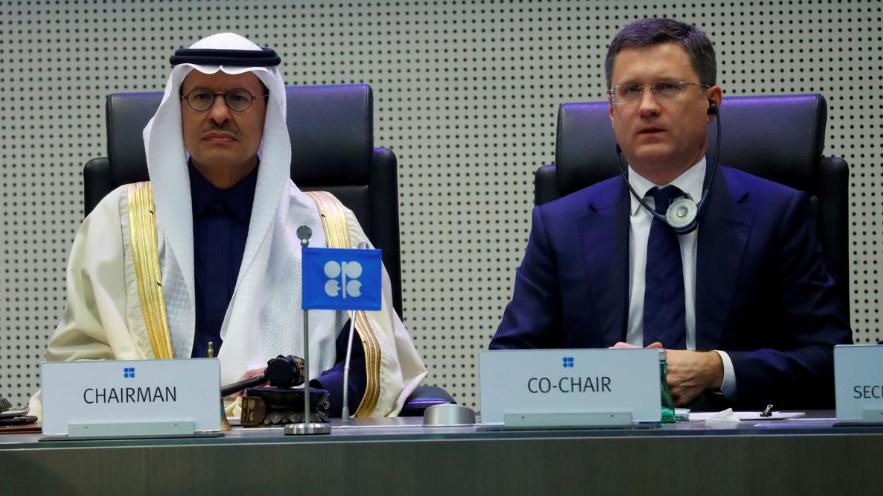 OPEC+ meeting delayed as Saudi