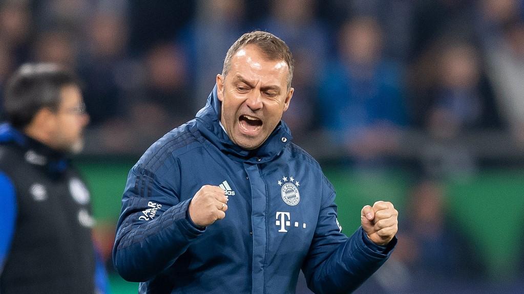 Bayern Munich make Hansi Flick
