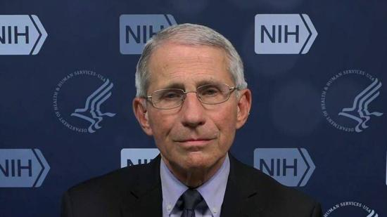 """COVID-19 second wave in U.S. """"not inevitable,"""" says Fauci"""