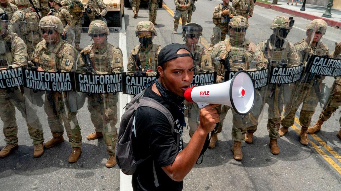 George Floyd protests go global
