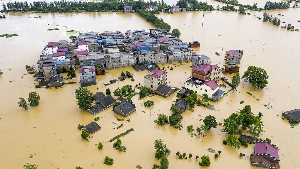 Live updates: Yellow alert renewed as heavy rains continue in S China