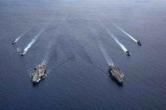 美国军事野心可能在南海