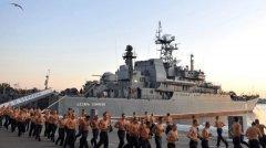 """俄海军""""只见大海不见大"""