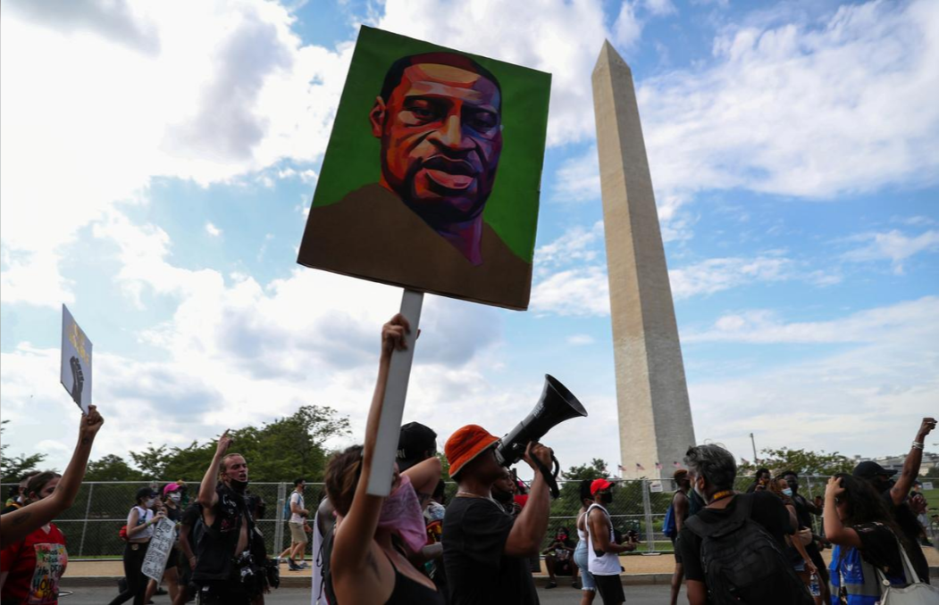 At D.C. march, families decry 'two systems of justice'