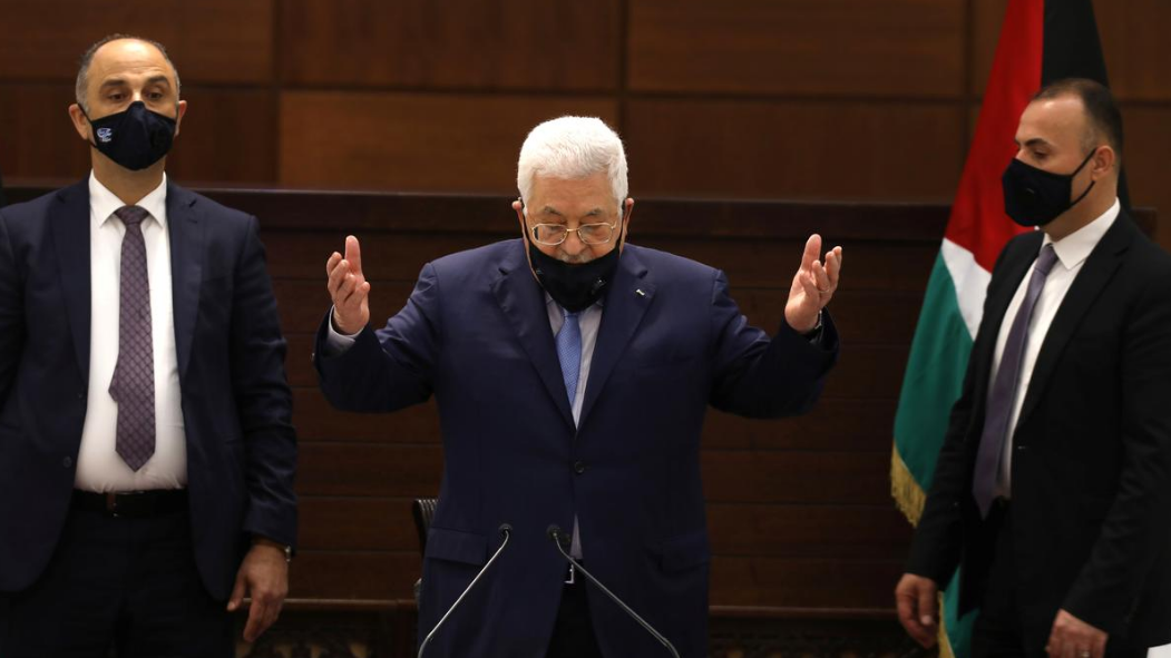 Palestinian factions close ranks against U.S.-backed Mideast initiative