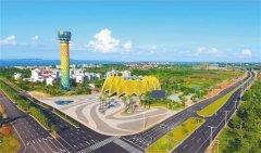 海南自贸港重点园区——海口江东新区