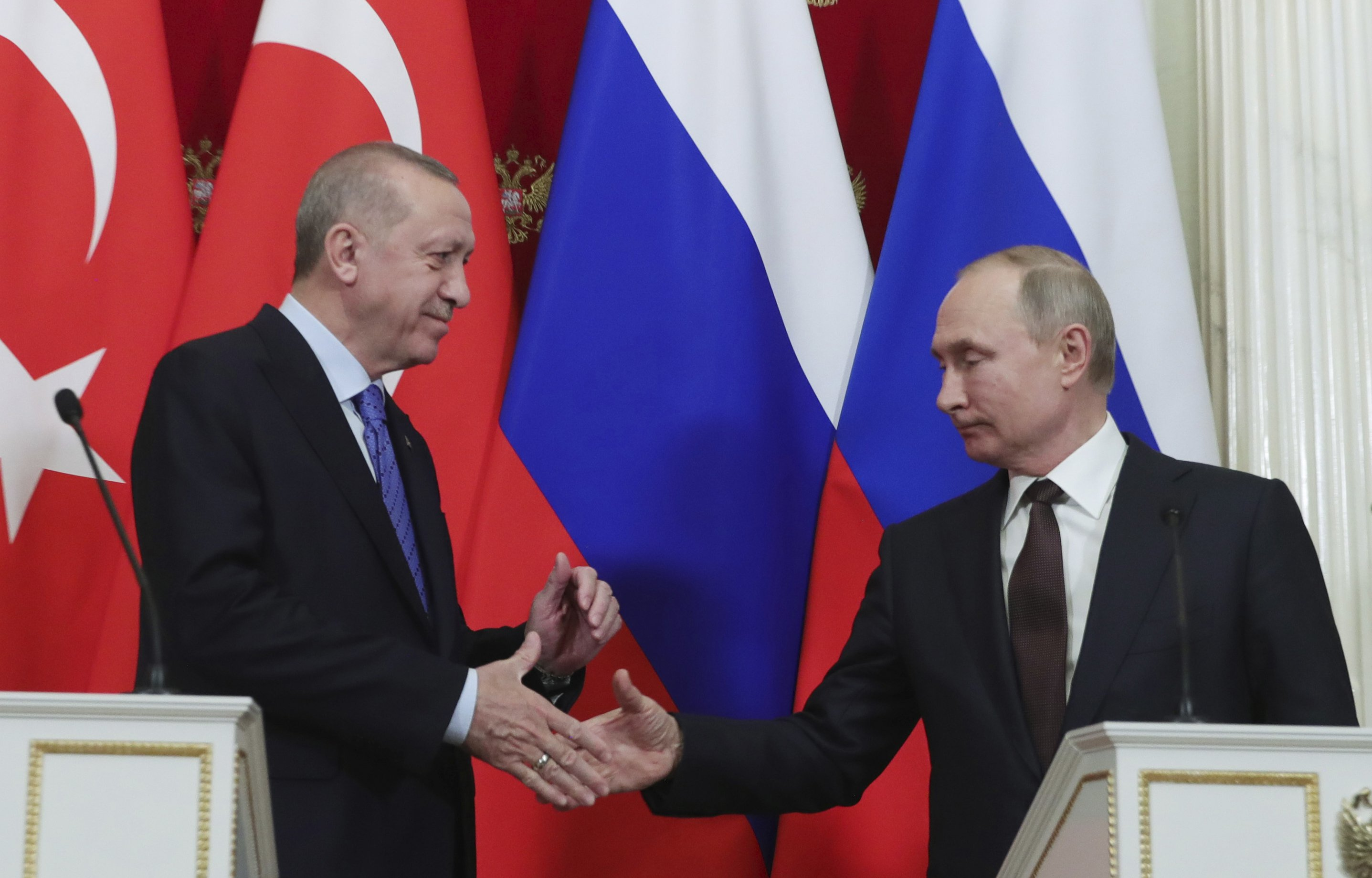 Russia, Turkey agree on strict adherence to Nagorno-Karabakh ceasefire as tensions rise