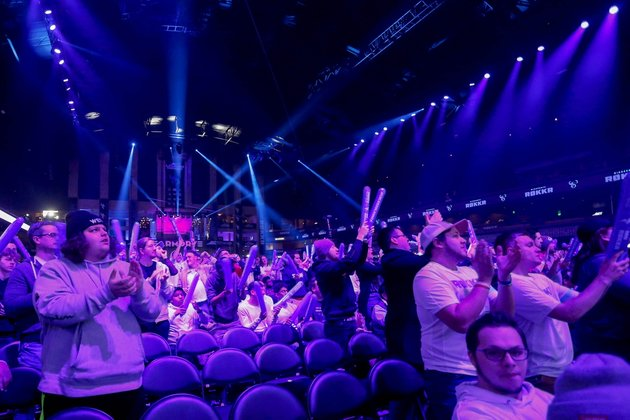 Na'Vi advance to playoffs at IEM XV -- Global Challenge