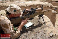 L115A3是当今最佳狙击步枪