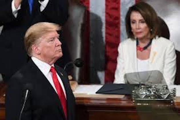 President Donald Trump impeache