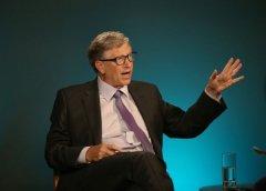比尔·盖茨:中美加强气候