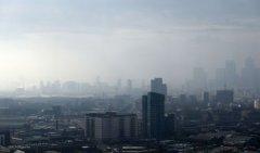 研究发现:空气污染影响