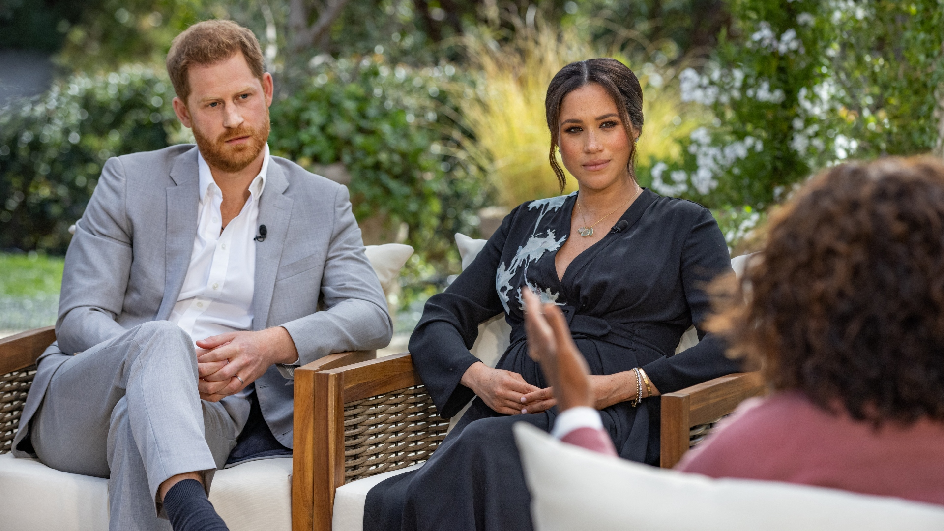 'Bombshell': The world reacts to Harry and Meghan's Oprah interview