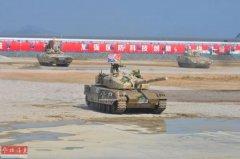 15式坦克适合高海拔山地战