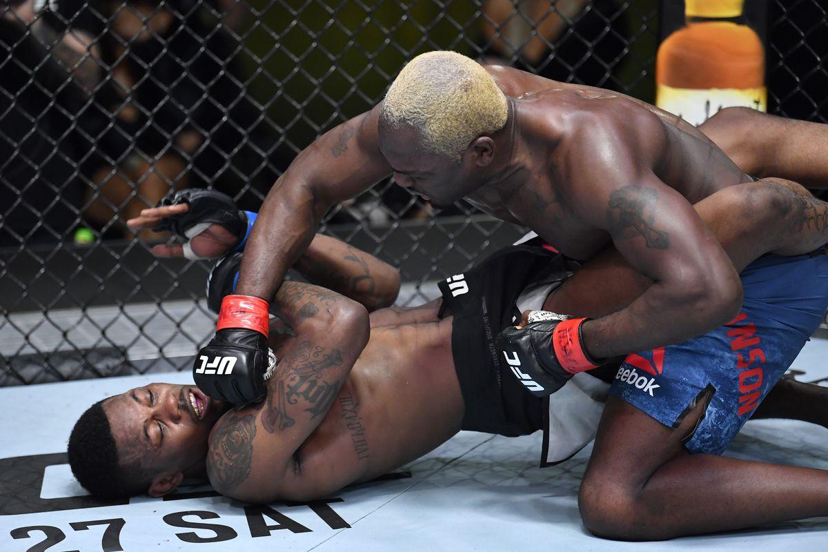 UFC Vegas: Derek Brunson silences bigmouth Kevin Holland